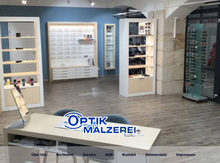 Referenz Augenoptik