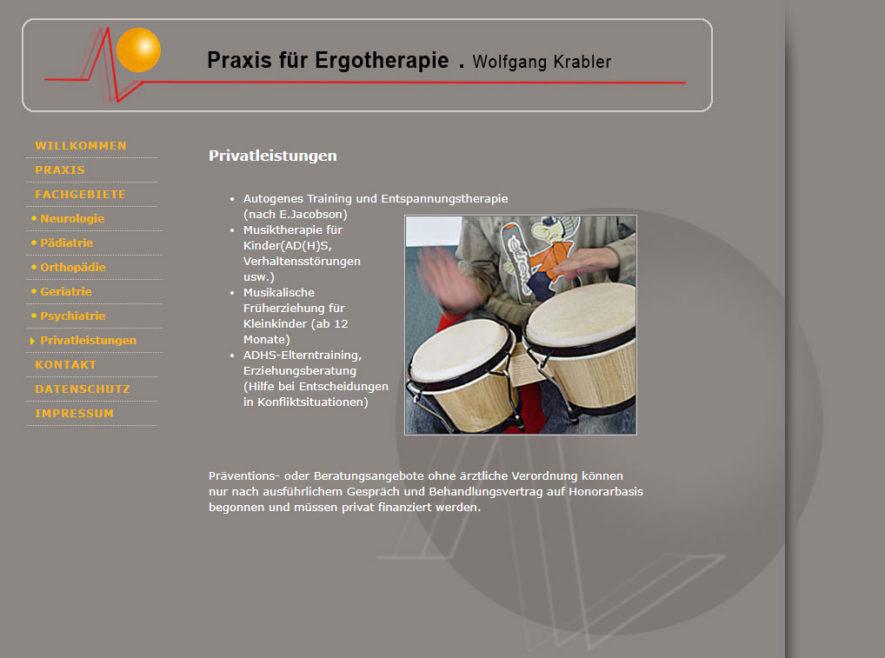 Referenz Ergotherapie