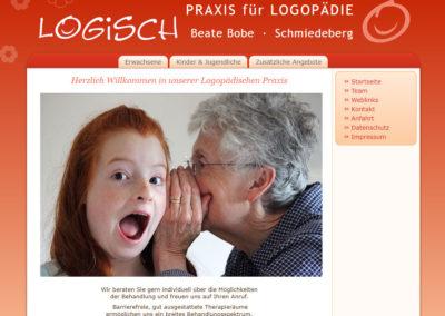 Referenz Logopädie